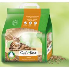 Cats Best Comfort - за честа смяна и млади котки 6,4 литра