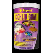 TROPICAL Cichlid Gran - гранулирана храна за цихлиди