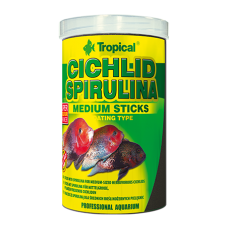 TROPICAL Cichlid Spirulina Medium Sticks - храна със спирулина за цихлиди