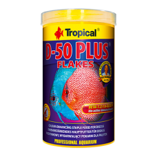 TROPICAL D-50 Plus - храна за дискуси на люспи