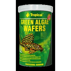 TROPICAL Green Algae Wafers - растителна храна за сомчета, дънни риби и ракообразни