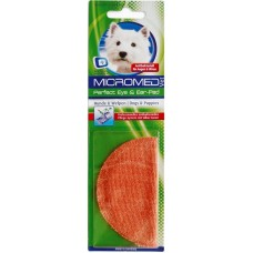 MICROMED - Кърпичка за хигиена на очите и ушите с биоактивни хемовлакна и сребърни йони
