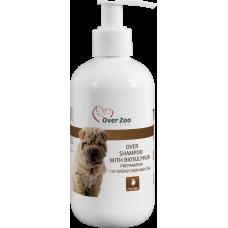 OVER SHAMPOO WITH BIOSULPHUR шампоан за кучета за мазна кожа и козина