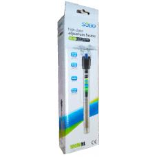 SOBO 100W HS автоматичен нагревател за аквариум 23 см