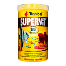 TROPICAL Supervit с вит. С - Основна храна за рибки