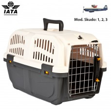 Транспортна чанта за кучета и котки SKUDO IATA 1 s01050100