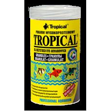 TROPICAL Tropical Granulat - многокомпонентна храна за риби на гранули
