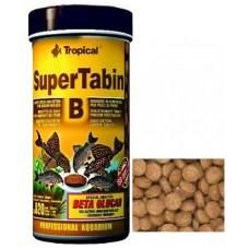 TROPICAL Super Tabin B Многосъставни таблетки, основни за дънни риби с бета-глюкан