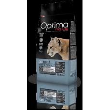 OPTIMA CAT ADULT RABBIT & POTATO (заек и картофи) 75% месо GRAIN FREE, Хипоалергична, Суперпремуим храна за СРЕДНО АКТИВНИ котки от всички породи 0,400 кг