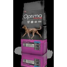 OPTIMA NOVA ADULT GIANT CHICKEN&RICE (пиле и ориз) 65% месо GRAIN FREE, Хипоалергична, Суперпремуим храна за кучета от ГИГАНТСКИ породи над 18 месеца 12 кг