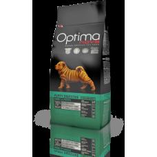 OPTIMA NOVA PUPPY DIGESTIVE RABBIT&POTATO (заек и картофи) 70% месо GRAIN FREE, Хипоалергична, Суперпремуим храна за подрастващи кучета от всички породи 0,800 кг