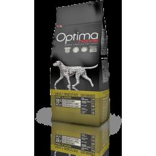 OPTIMA NOVA ADULT DIGESTIVE RABBIT&POTATO (заек и картофи) 70% месо GRAIN FREE, Хипоалергична, Суперпремуим храна за пораснали кучета от всички породи 12 кг