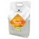 WeeLitter - Натурална, биоразградима соева котешка тоалетна - ПРАСКОВА - 6 литра - weep6