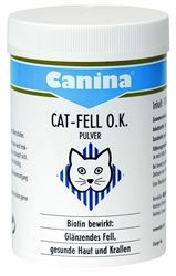 Canina Cat-Fell O.K. Powder