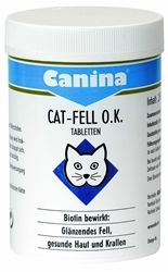 Canina Cat-Fell O.K. Tablets