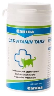 Canina Cat-Vitamin Tabs