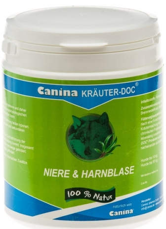 Canina KRÄUTER-DOC Kidney & Urinary Bladder