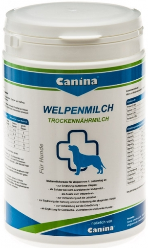 Canina Puppy Milk